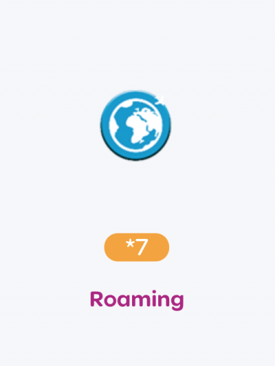 Recharge INWI (Pass *7) Roaming Avec PayPal