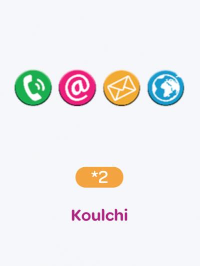 Recharge Koulchi (Pass *2) INWI Avec PayPal