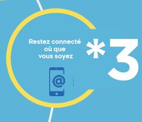 Recharge Pass Jawal Internet *3 Maroc Telecom