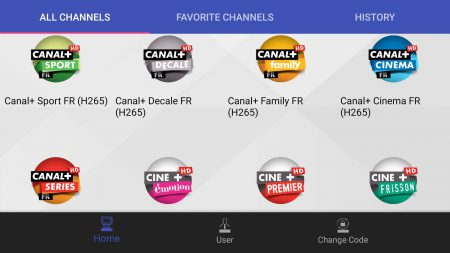 NEOTV France Canal Plus