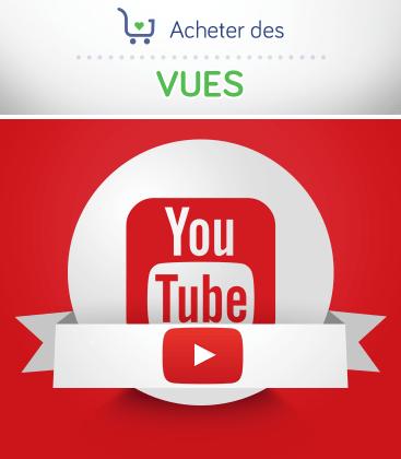 Achat des vues youtube maroc