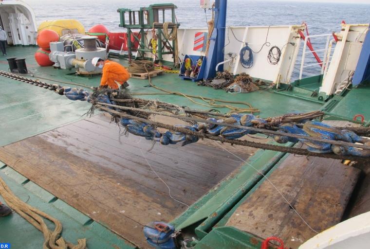 cable marine atlas offshore de maroc telecom